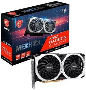 Radeon RX 6600 XT Mech 2X OC