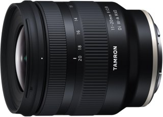 11-20mm f/2.8 Di III-A RXD