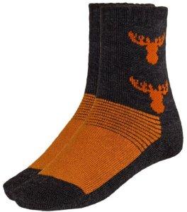 Turbu ullfrotté sokk