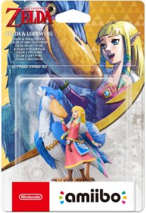 Amiibo karakter - Zelda og Loftwing