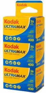 UltraMax 400 135-36 3-pakning