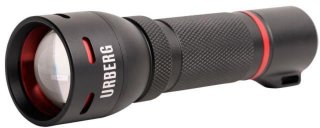 Urberg Flashlight Zoom LED