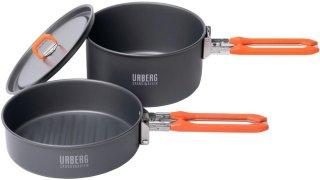 Rogen 2 Person Cookware