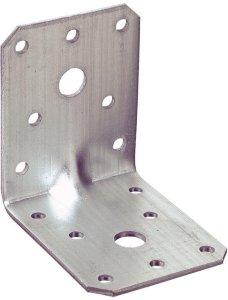 Vinkel Forsterket 70x70x55x2,5mm