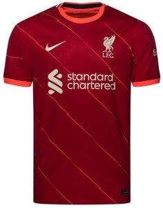 Liverpool FC Hjemmedrakt 21/22 Stadium