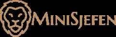 Minisjefen logo
