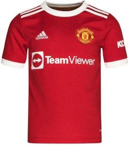 Manchester United Hjemmetrøye 21/22 (Barn)