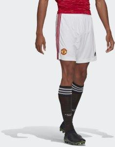 Adidas Manchester United Hjemmeshorts 20/21 (Herre)
