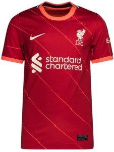 Liverpool FC hjemmedrakt 2021/22 Stadium (Barn)