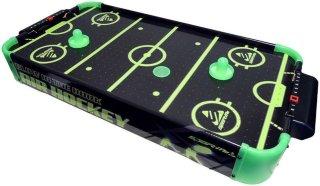 Airhockeyspill Glow in the dark