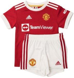 Manchester United Hjemmedrakt 21/22 (Baby)