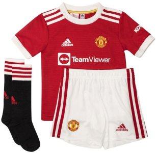 Manchester United Hjemmedrakt 21/22 (Barn)