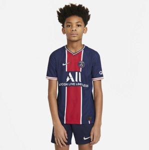 Paris Saint-Germain Hjemmedrakt 2020/21 Vapor Match (Barn)