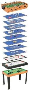 Multi-spillbord 15-i-1