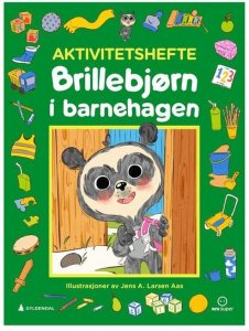 Brillebjørn i barnehagen