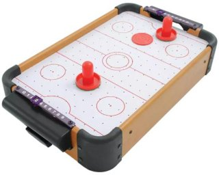 Air Hockey Spill