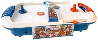 Super Hero Adventures  Air Hockey
