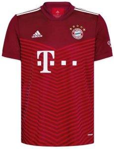 FC Bayern Hjemmetrøye 21/22 (Herre)
