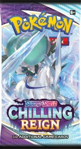Sword & Shield: Chilling Reign Booster
