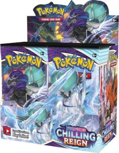 Sword & Shield: Chilling Reign Booster Display 36-pk