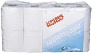 Toalettpapir Økonomi (8 pk)
