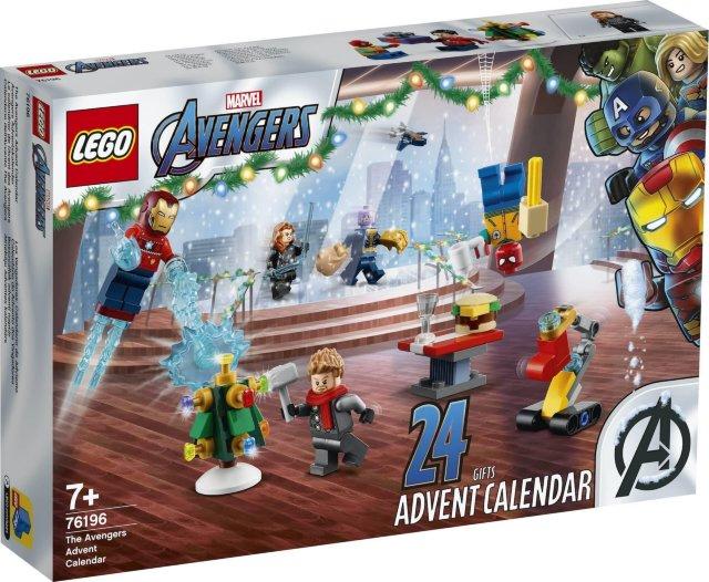 LEGO 76196 Avengers Julekalender