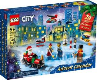 60303 City Julekalender
