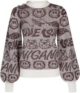 Sweater Soft Wool Knit