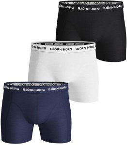 Solid 3-pack Boxer (Herre)