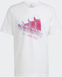 Paris Logo T-skjorte (Herre)