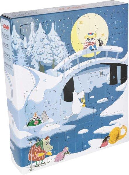 Moomin Mummitrollet adventskalender
