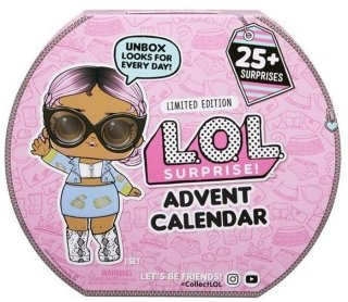 L.O.L. Outfit Of The Day adventskalender 2019