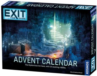 Kosmos EXIT Advent Calendar