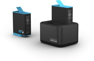 Dual Battery Charger + Battery (ADDBD-001)