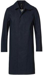 Oxford Bonded Cotton Coat