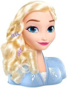 Frozen Elsa basic frisør- og sminkehode