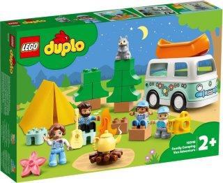 Duplo - 10946 Familie med campingil