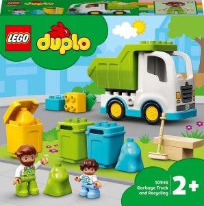 Duplo - 10945 Søppelbil