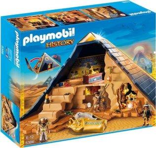 5386 History - Faraos pyramide