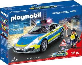 70066 Porsche 911 Carrera 4S Politibil