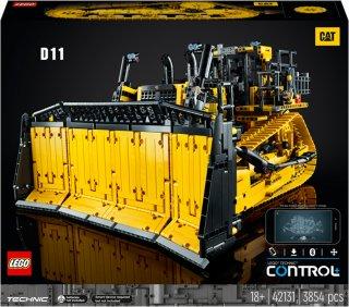 42131 Technic Cat D11T-bulldoser