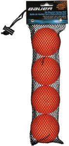Hockeyball Warm 4-pk STD