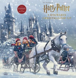 Harry Potter pop-up julekalender - En magisk jul på Galtvort