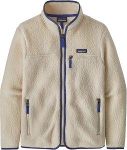 Retro Pile Jacket (Dame)