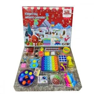 Fidget toys adventskalender