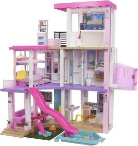 Dreamhouse m/sklie og heis, 114 cm