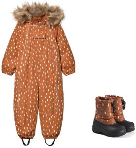 Val d´Isere Winter Coverall w/Boots