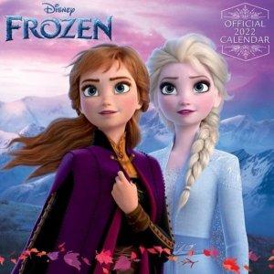 Frozen adventskalender med skolesaker