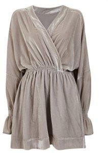 Glam Velvet Dress