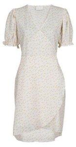 Spang Lemon Flower Dress